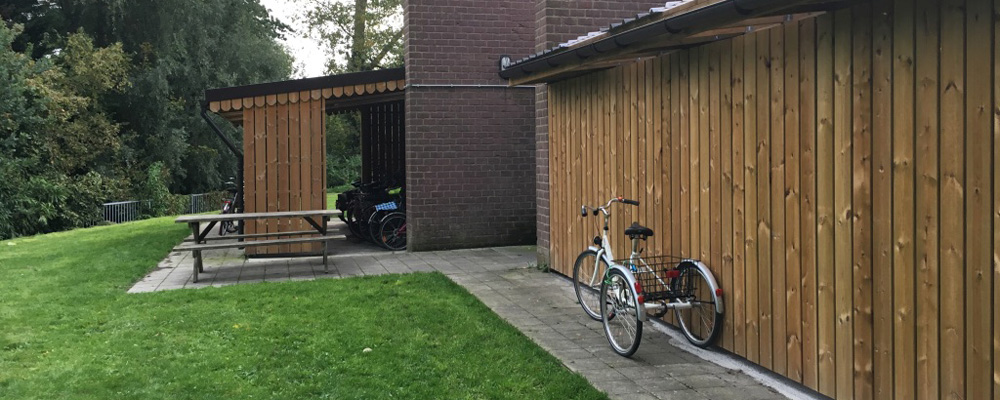 fietsstalling